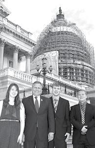 Tri-County - Congressman Mike Bost - Katie Marlow - Kade Gambill - Zachary MiddendorffBW.jpg