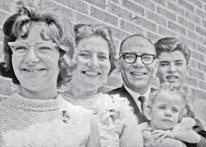 classic photo we are family BW.jpg