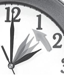 Daylight Savings Clock BW.jpg