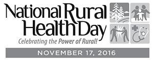 National Rural Health Day Logo BW.jpg