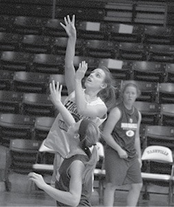 Girls Basketball 2 BW.jpg