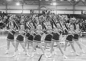 Cheerleaders 1 BW.jpg