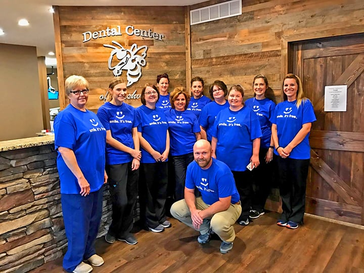 More Than $18,000 In Free Dental Work Done At 'Dentistry