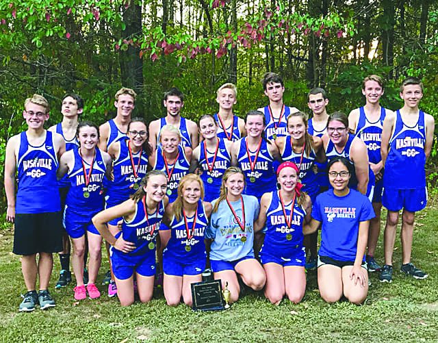 Cross Country Team Picture Chester Invitational C