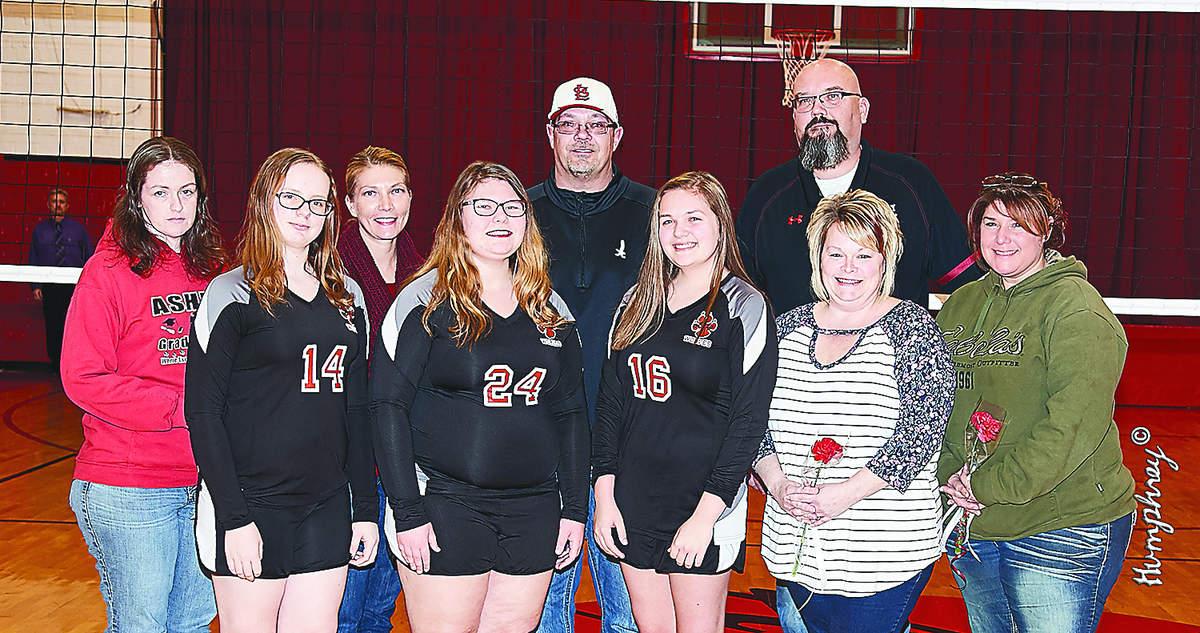 Ashley Grade School Celebrates Eighth Graders The Nashville News