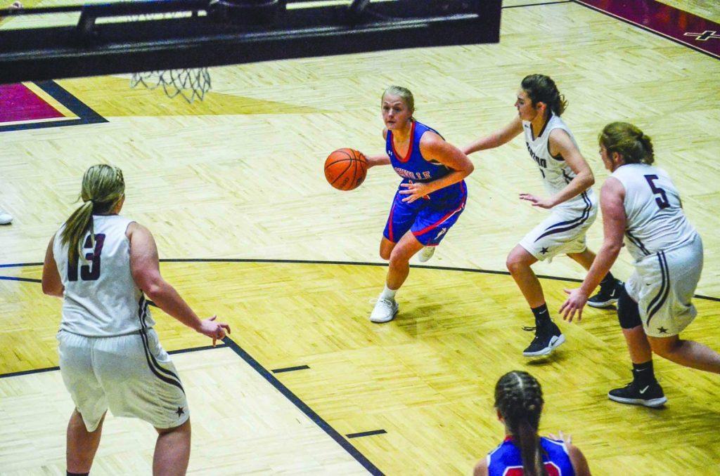 Girls Basketball 1 C