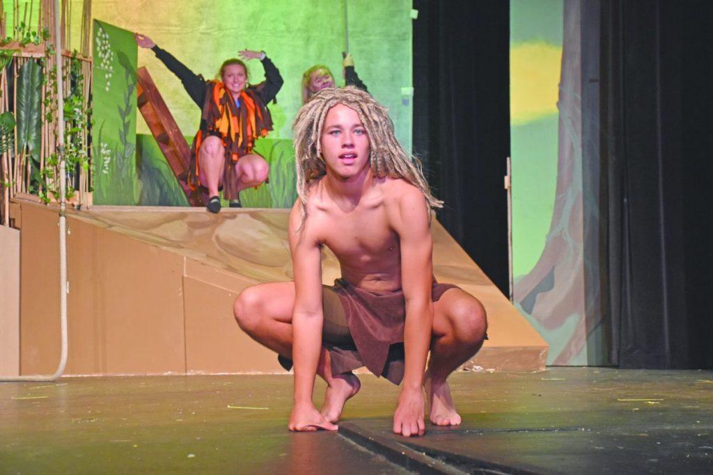Tarzan 1 C