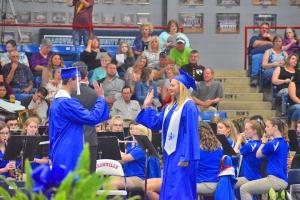 Graduation 8 W