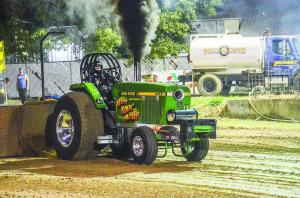 ITPA Tractor Pull-83 C