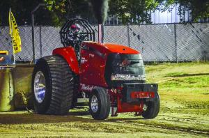 ITPA Tractor Pull-85 C