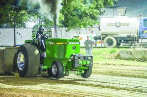 ITPA Tractor Pull-88 C