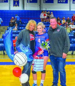 Volleyball Senior Night WEB