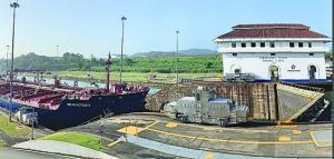 Panama Canal C