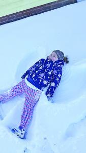 Snow Day 33 C