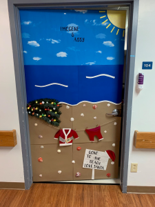 WCH Extended Care Door Decorating 2020